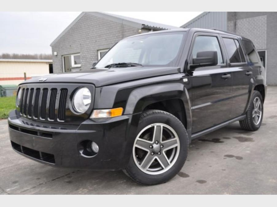 Jeep Patriot 2.0 CRD, 01
