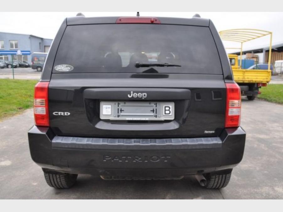 Jeep Patriot 2.0 CRD, 02