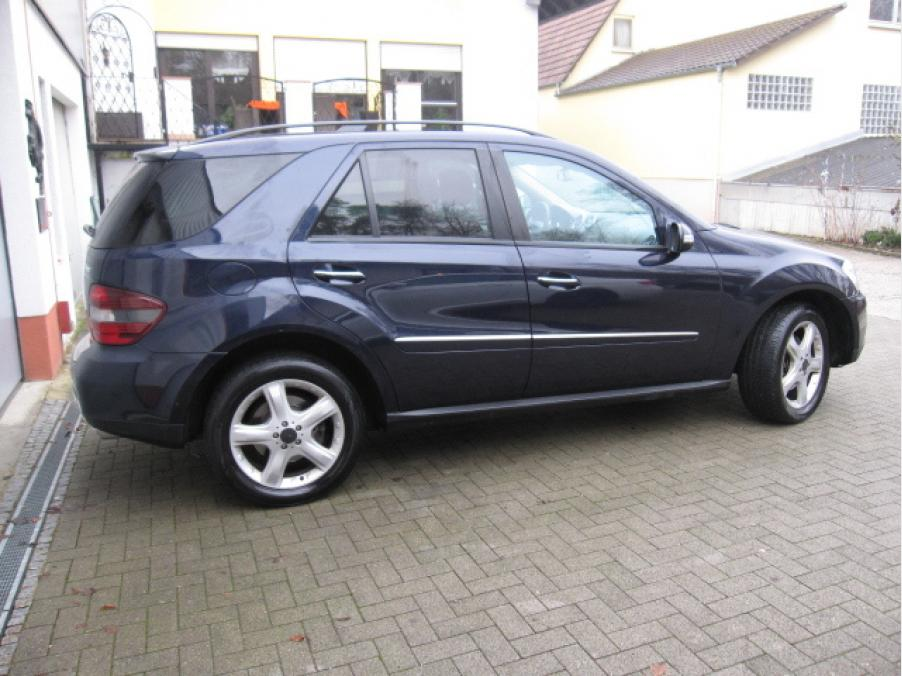 Mercedes-Benz ML 320 CDI 4Matic , 08
