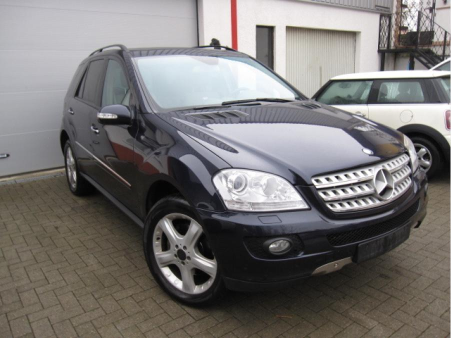 Mercedes-Benz ML 320 CDI 4Matic , 09
