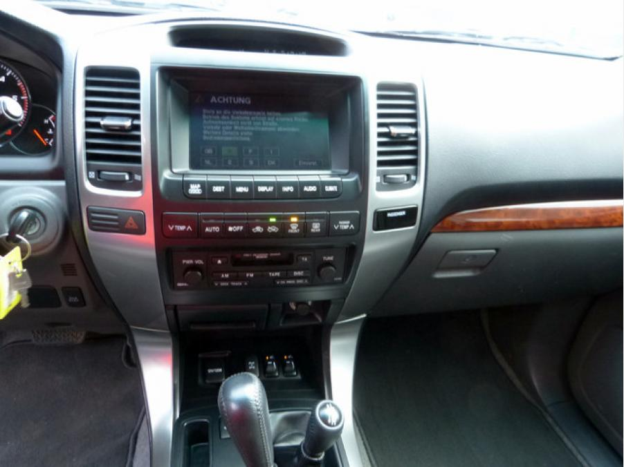 Toyota Land Cruiser D, 07